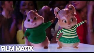 Alvin ve Sincaplar 4 - Büyük Parti (2/2)  HD