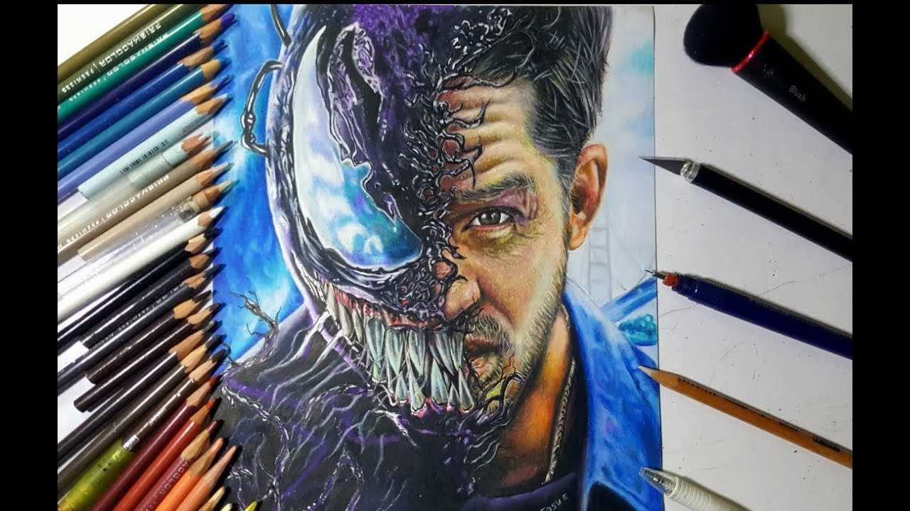 Dibujos Para Colorear Realistas: Tio AmoDibujar - YouTube