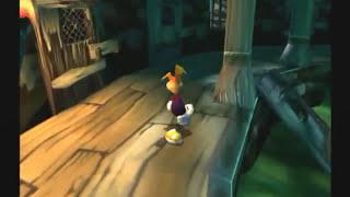 Rayman 2 Revolution (PS2) Gameplay