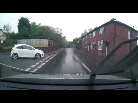 Real Practical Driving Test Video - Actual Full Driving Test Pass