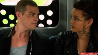 Star-Crossed (TV-series 2014) - leather scene HD 1080p