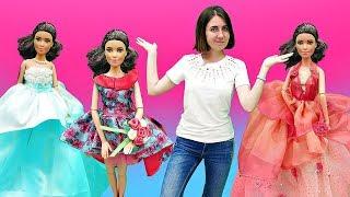 Куклы дерутся в магазине: Тереза и Эшлин Афтер Хай - Новые Видео для девочек - Я не хочу в школу 19
