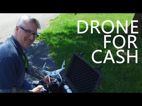 KEN HERON - Flying your Drone for MONEY?  Watch this FIRST.