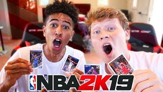 REAL LIFE DRAFT 'N' PLAY vs. KRIS LONDON NBA 2K19!