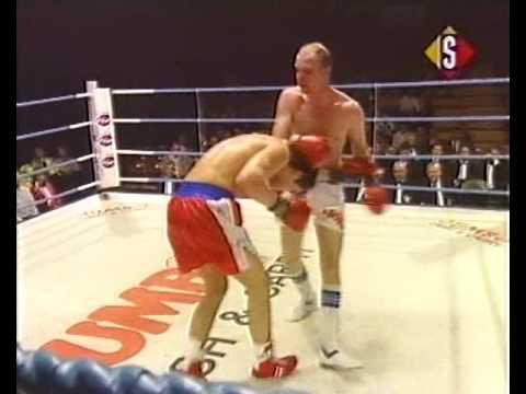 Steve Pollard vs Alan Hall