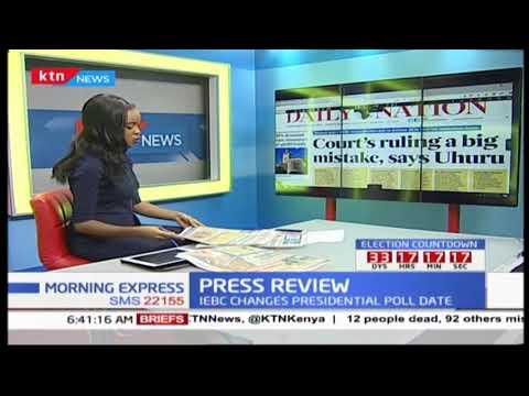 Uhuru Kenyatta : Caught ruling a big mistake