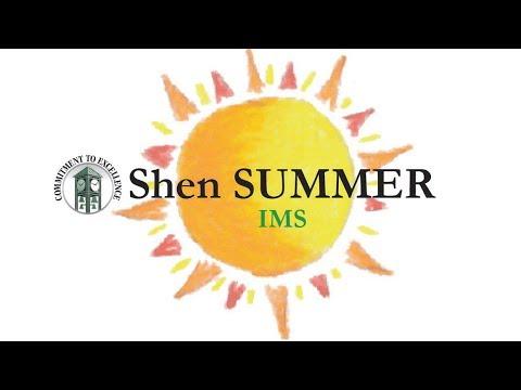 Shen Summer - Information Management Services (IMS)