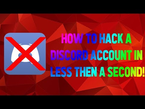 Download How To Hack Any Discord Account On Pc Fast Easy MP3
