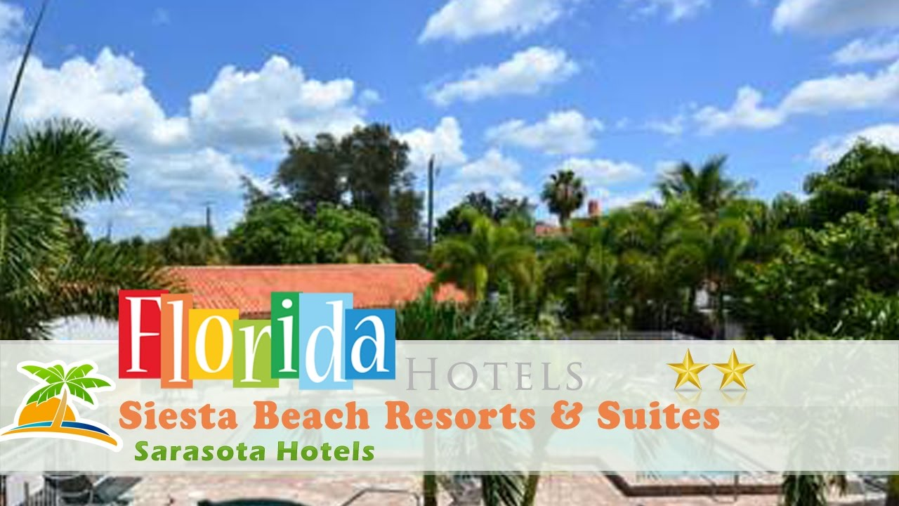 Siesta Beach Resorts Suites Key Sarasota Hotels Florida