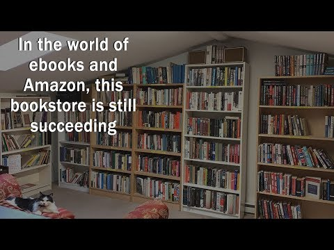 In The World Of Ebooks And Amazon, This CT Bookstore Is Still Succeeding | InterseCTion