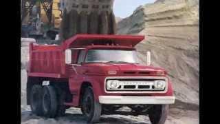 Sand & Gravel Dump Trucks 03