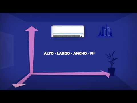 Frávega te enseña cómo comprar un aire acondicionado