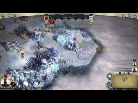 Age of Wonders III Team Match - Marcus & Evgendil vs DreadReapr & Orlyzz - Turn 7 |