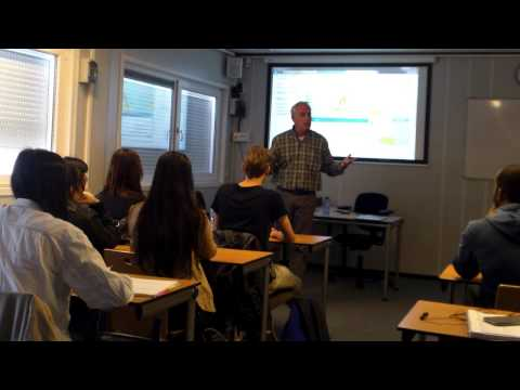 International Business course, Rotterdam Business School