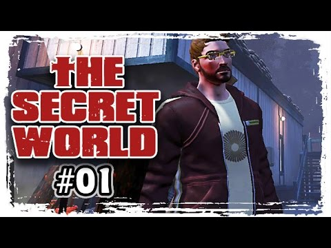 Let's play The Secret World #01 [PC Gameplay/German]