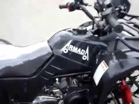 Утилитарный квадроцикл ARMADA ATV 150B