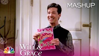 Will & grace - the fab four get their gay on (digital exclusive)