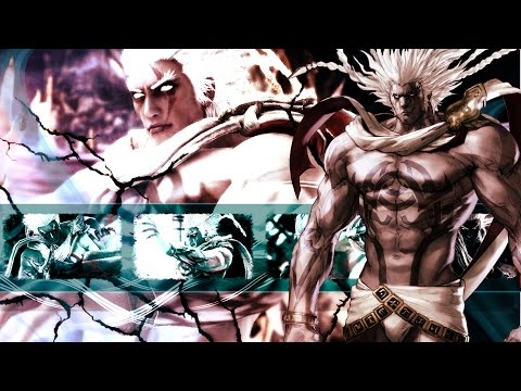 SOULCALIBUR V - Algol versus the Legendary Souls