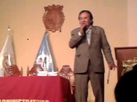 Alejandro Toledo en San Marcos