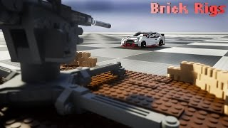 Brick Rigs - BLOWING UP A GTR