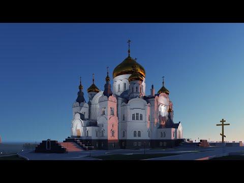 Проект реставрации Белогорского монастыря в Пермском крае