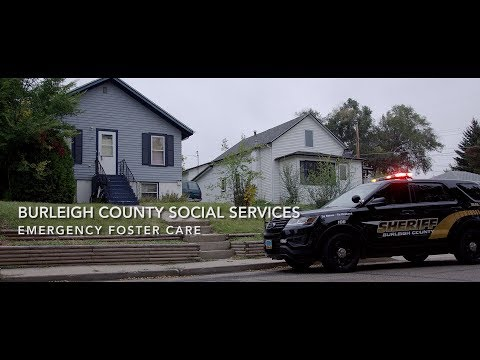 Burleigh County Social Services | Emergency Foster Care