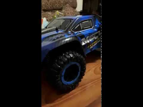 RC CAR MUSCLE EXTREME POWER VEW