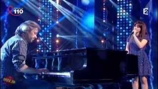 """Nolwenn Leroy et Aymeric Caron chantent """"Pour me comprendre"""" - Sidaction 2014"""