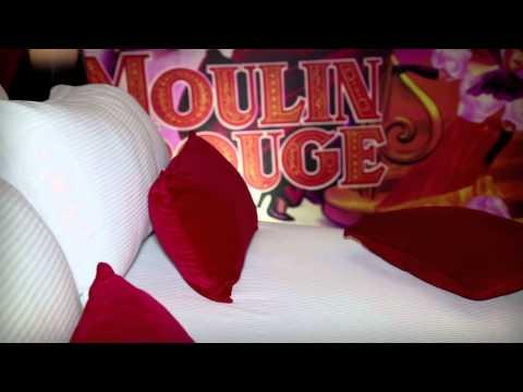 Room Moulin Rouge - Hotel Design Secret de Paris
