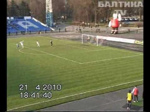 Ротор - Кубань 2:1 видео