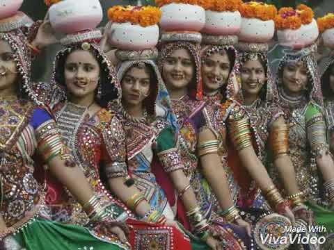 Kinjal Dave - Char Bangdi Vadi Gadi   Gujarati No.1 Song 2017   FULL HD VIDEO