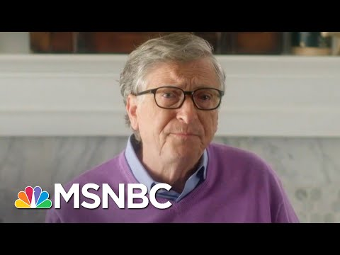 Bill Gates On How Quickly We Could See A Coronavirus Vaccine   MSNBC