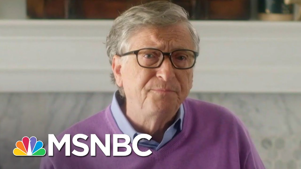 Bill Gates On How Quickly We Could See A Coronavirus Vaccine | MSNBC