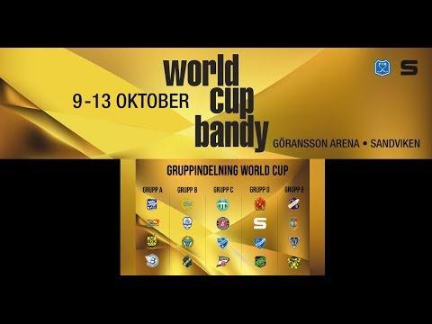 Кубок мира по хоккею с мячом 2019, группа A. Вилла Лидчёпинг - Байкал-Энергия