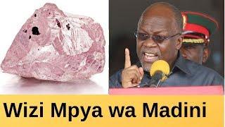 JPM alivyogundua Wizi mpya wa Madini