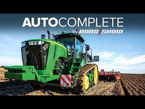 AutoComplete: John Deere's software forces some farmers to hack