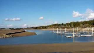 Lac du Der, Port Nemours (52) 10/2014.