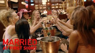 Girls night descends into chaos | MAFS 2019 thumbnail