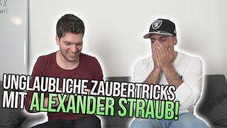UNGLAUBLICHE ZAUBERTRICKS mit Alexander Straub!