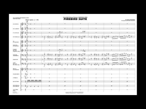 Firebird Suite by Igor Stravinsky/arr. Richard L. Saucedo