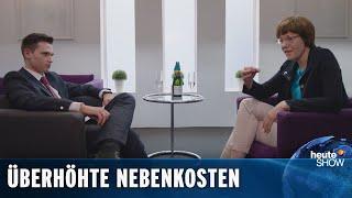 Fabian Köster gratuliert Vonovia zum Milliardengewinn | heute-show vom 17.05.2019