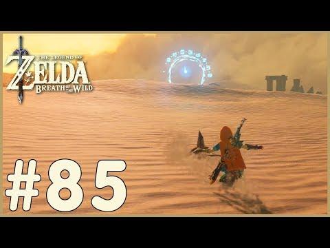 Zelda: Breath Of The Wild - Sand Surfing (85)