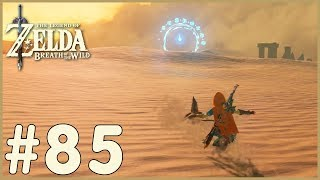 Zelda: Breath Of The Wild - Sand Surfing (85)