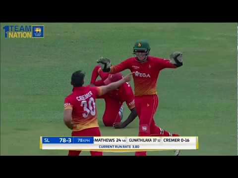 5th ODI Highlights: Sri Lanka vs Zimbabwe at MRICS, Hambantota