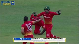 5th ODI Highlights: Sri Lanka vs Zimbabwe at MRICS, Hambantota Video