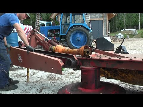 Famarol Z 112/1 Rotary Mower Part 2