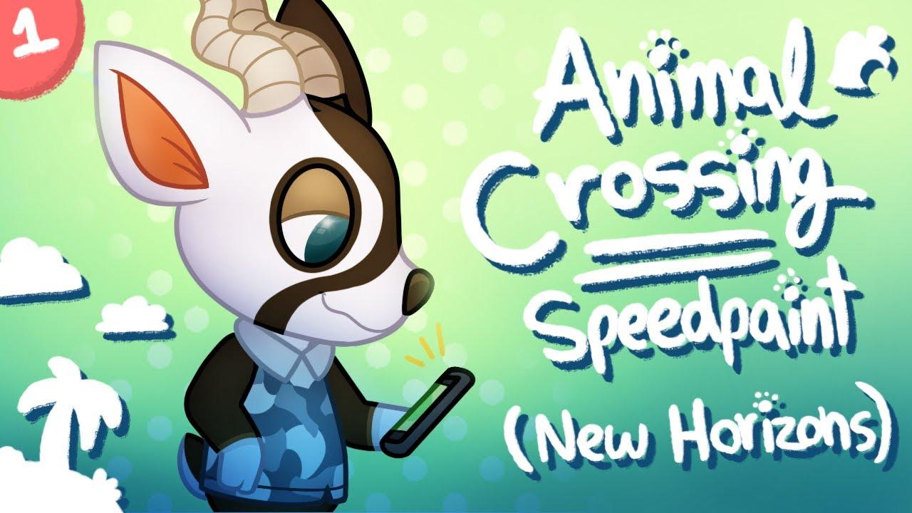 I Draw 5 Random Animal Crossing New Horizons Characters ...