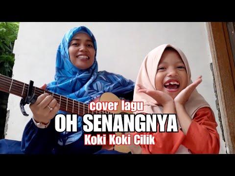 Cover Lagu Oh Senangnya Koki Koki Cilik