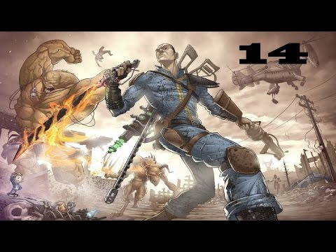 FallOut 4 - Rockets Red Glare! Destroying the Prydwen! (Full Main Story Walkthroug Episode 14)