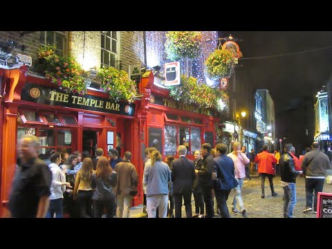 Dublin, Ireland-What to See, Where to Drink! (with Irish history and great Irish music)